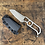 Thumbnail: Matt Helm Collaboration #2, The Work Knife