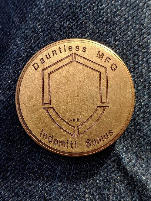 Dauntless Coin