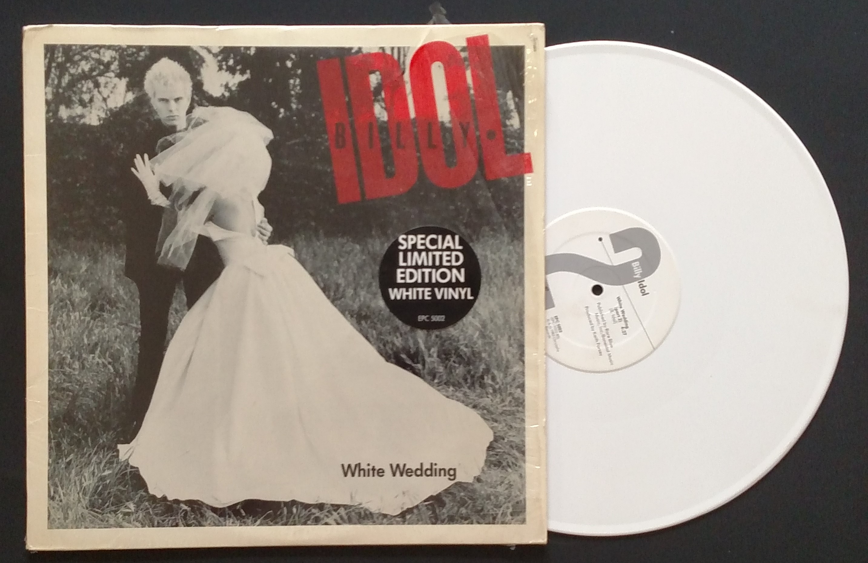 Billy Idol White Wedding Parts 1 2 1982