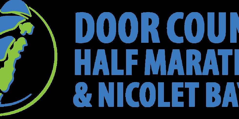 * *PENDING**  Door County Half Marathon