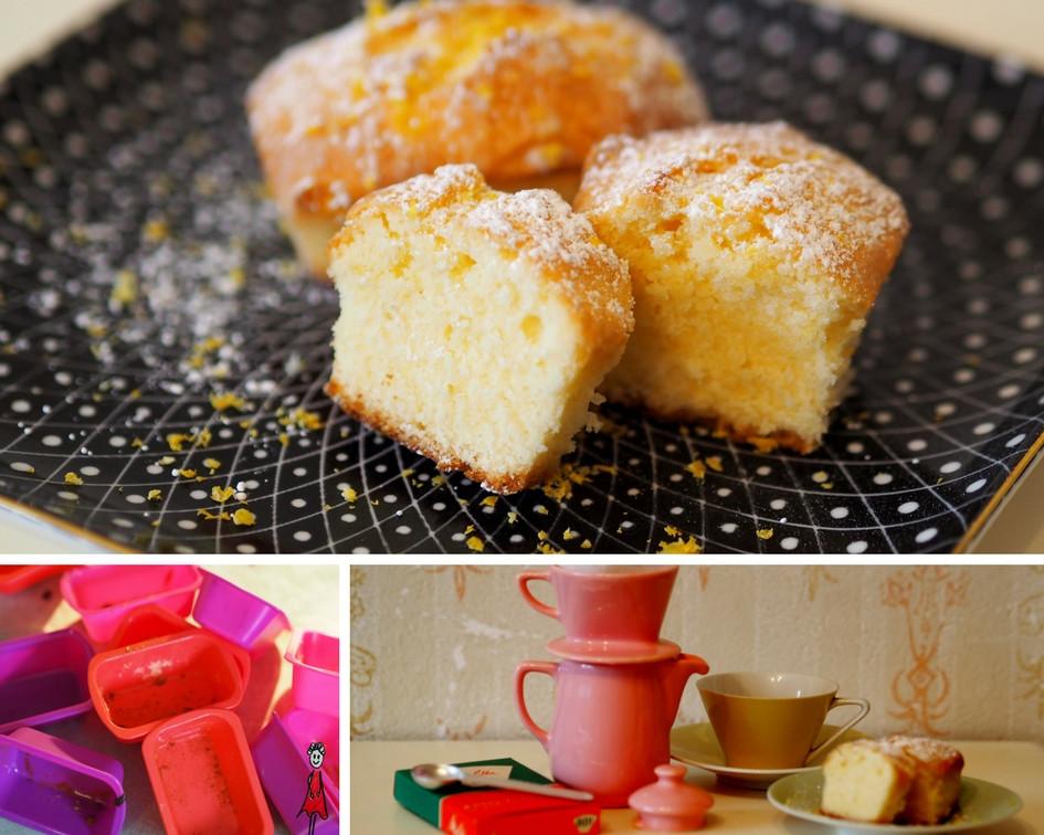 Mini-Zitronenkuchen