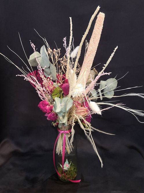 Bouquet Pinky