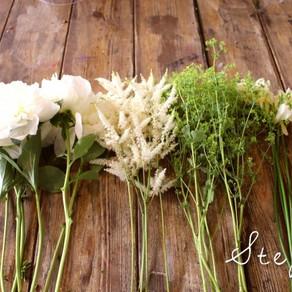 6 Steps Pour Attacher Votre Bouquet