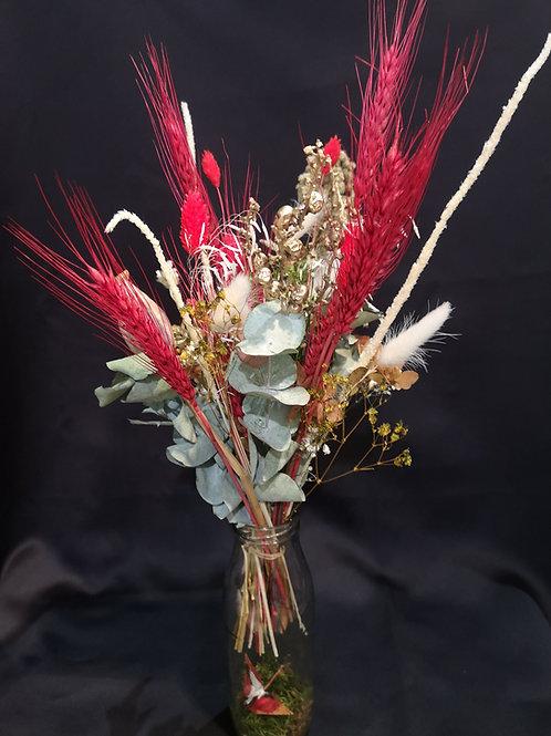 Bouquet Carmin