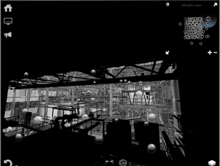 Point Cloud to Revit Modeling
