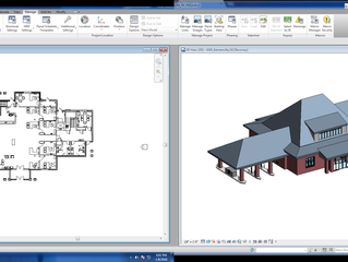Starting the New Year with BIM Technology