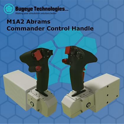 M1A2 Commander Control Handle Image for
