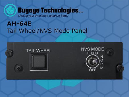 Tail Wheel - NVIS Mode Panel for Website
