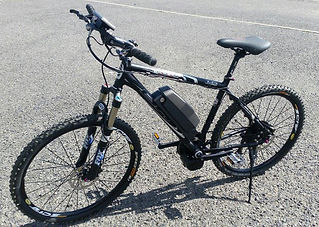 Electric Bicycle Model 2