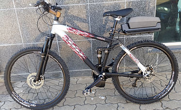Electric Bicycle Model 1