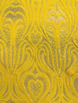 Sequin Yellow