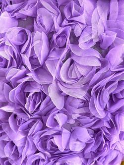 Chiffon Roses Lavender