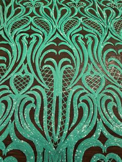 Sequin Green