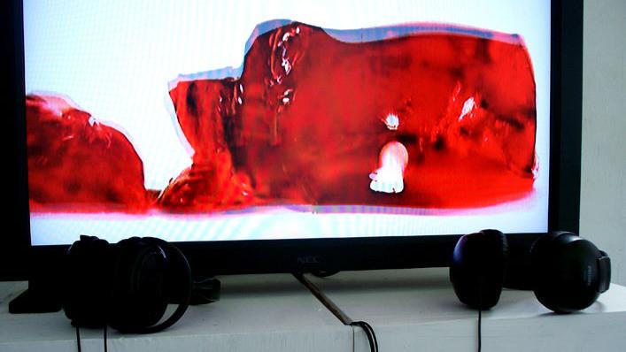 Unwuchten, Video, Karin Lustenberger, Berlin