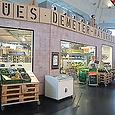 Bergs Hofladen, Markthalle Basel, Ingwer Manufaktur