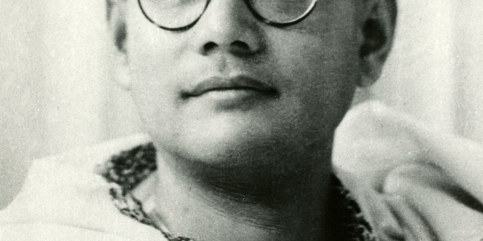 Netaji Subhas Chandra Bose Jayanti 2021
