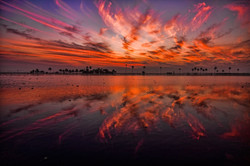 red-dawn-landscape-with-clouds-alappuzha