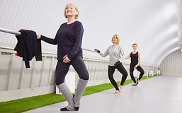 Barre workout in Manchester for all abilities and available as online workouts, streamed and on-demand.