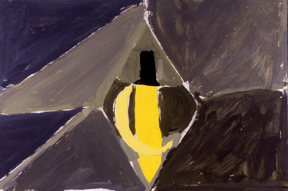 Tempera painting