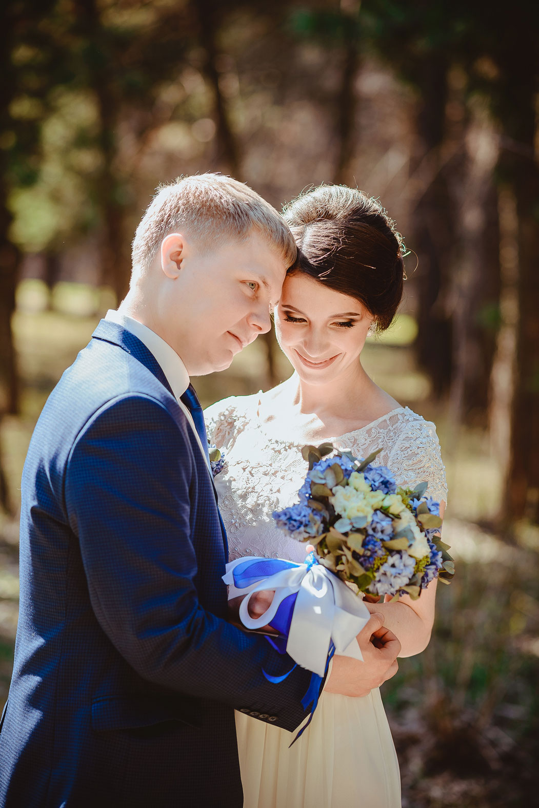 Наталья и Михаил