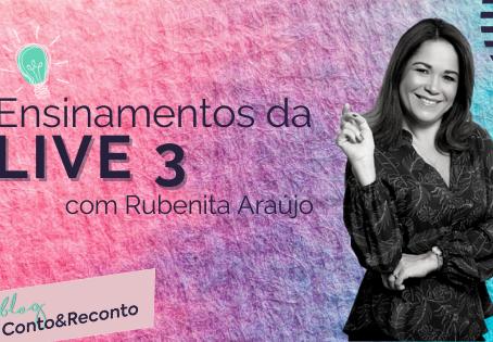 """LIVE 3 """"Mulher Empreendedora - Como administrar as emoções e atingir os seus objetivos"""""""
