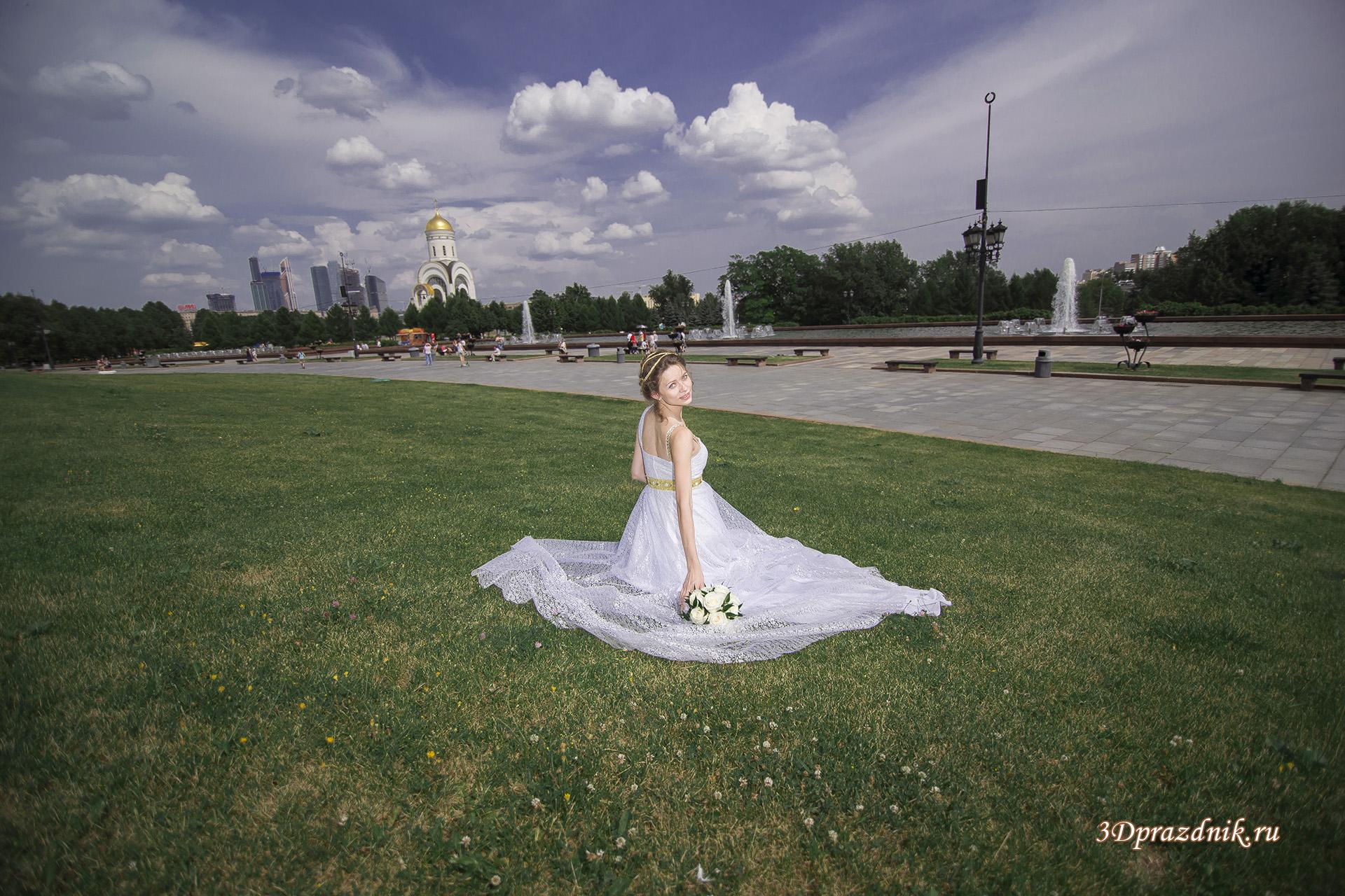 Невеста Виктория.