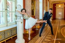 Руслан и Венера Свадьба в Царицыно