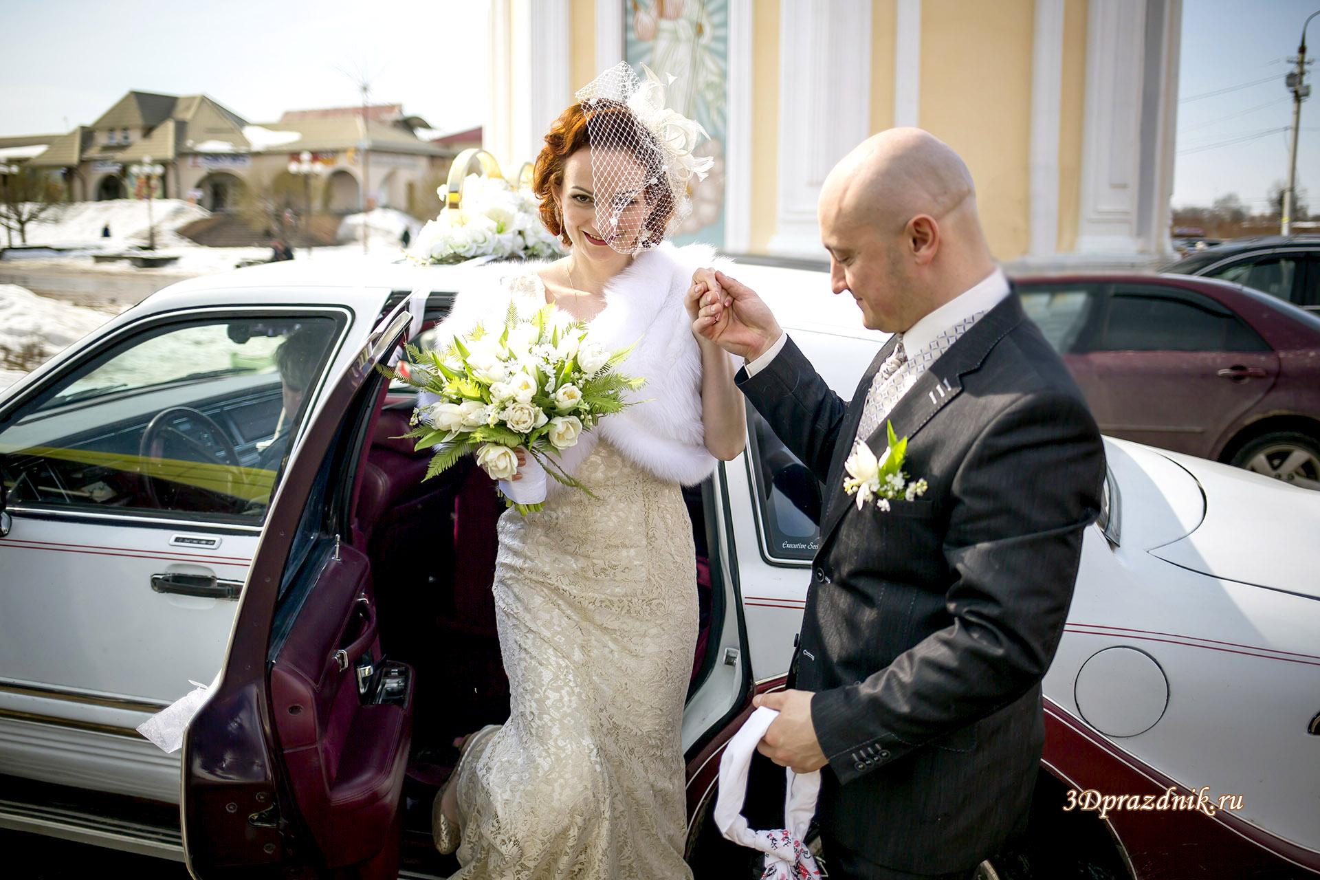 Александр и Анна. Свадебная прогулка