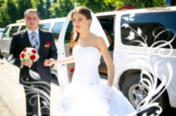 Невеста Ольга - перед регистрацией