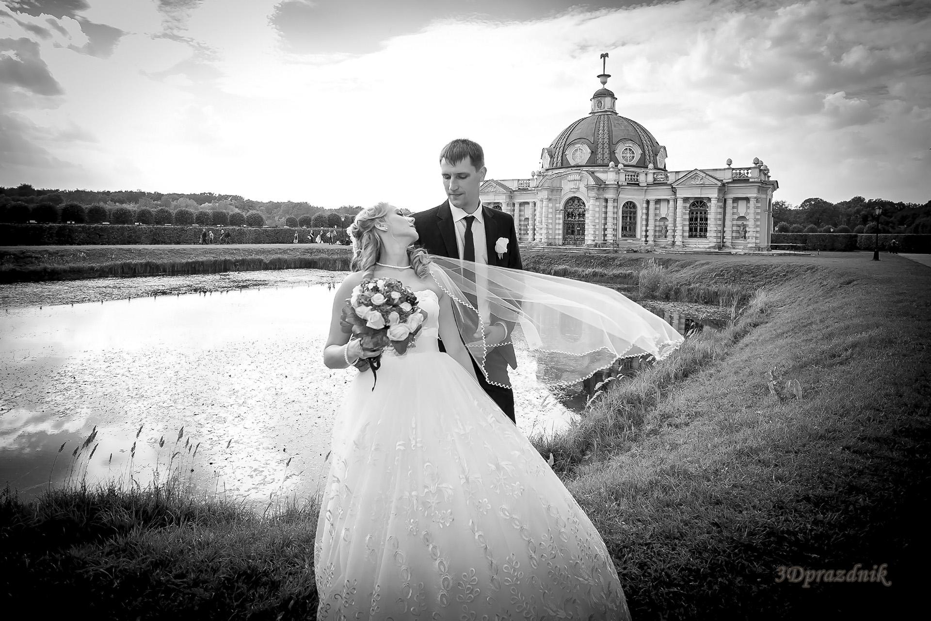 Ветер и фата невесты