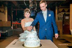 Свадебный торт. Максим и Светлана