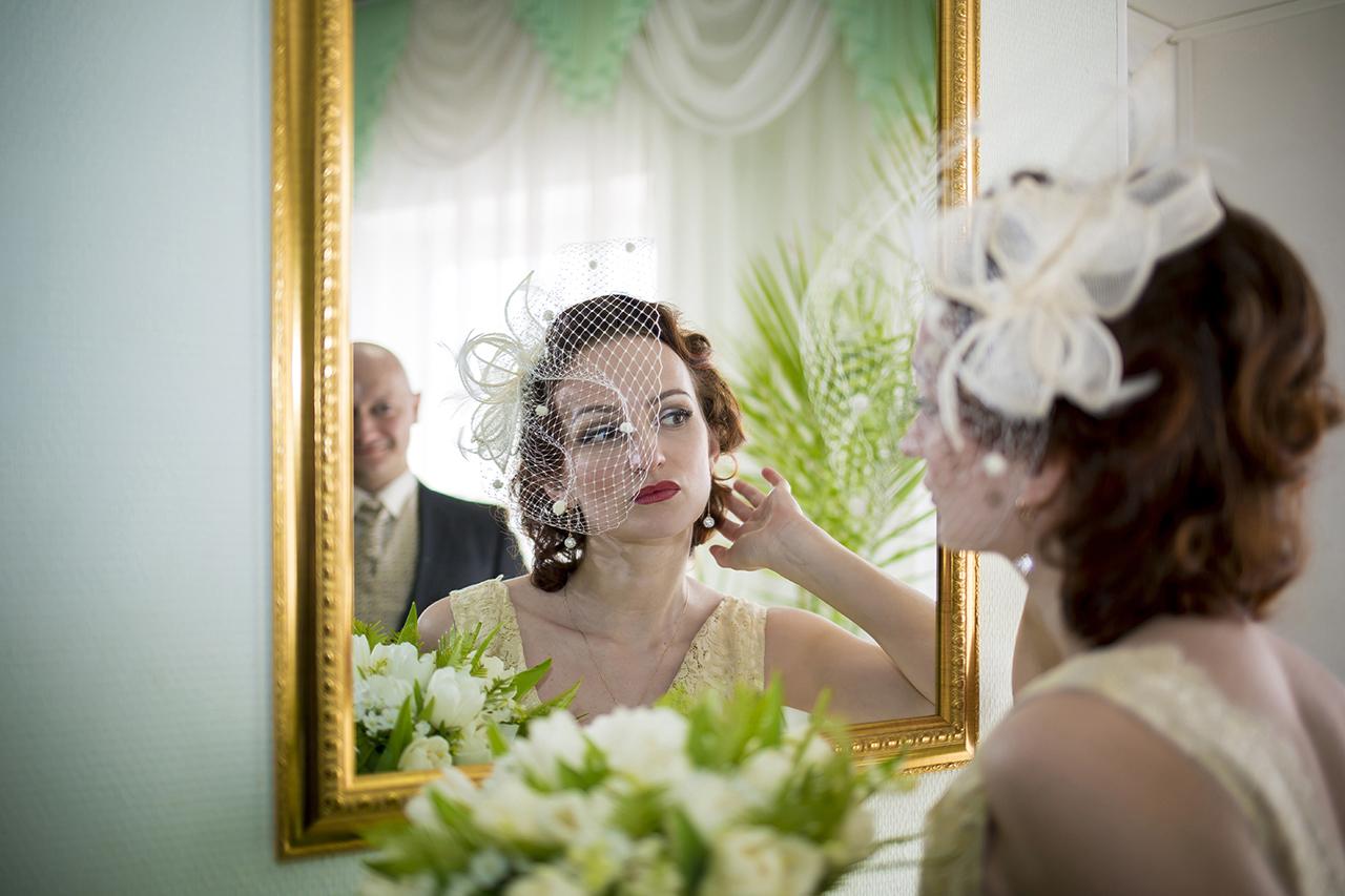 Перед регистрацией брака.