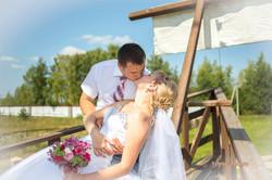 Сергей и Елена. Свадебная прогулка