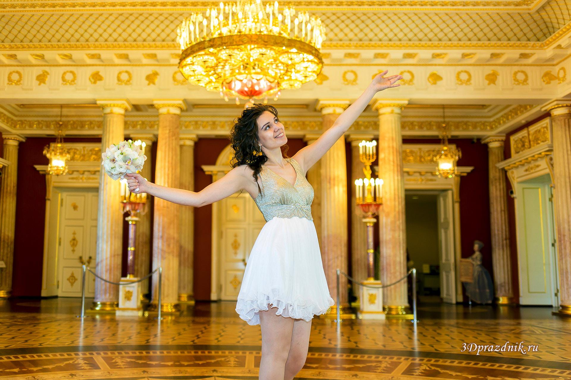 Невеста Венера Дворец Царицыно