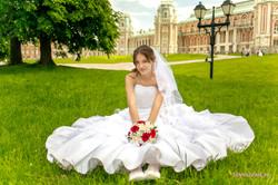 Невеста Ольга. Солнечная поляна.