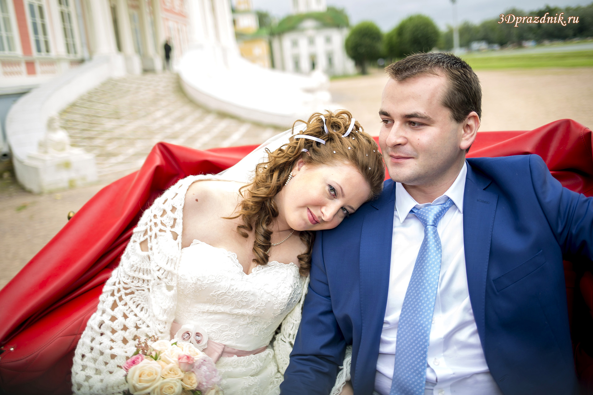 Александр и Екатерина.