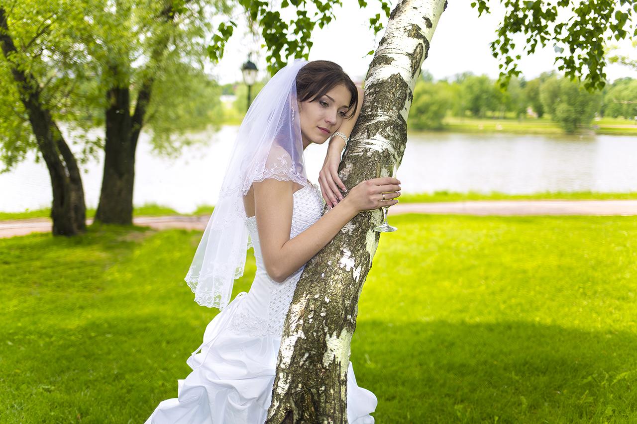 Невеста Ольга. Бокал шапманского
