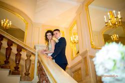 Парадная дворцовая лестница