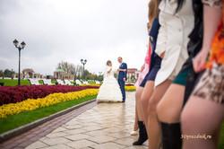 """Невеста Светлана. """"Не отдам!"""" :)"""