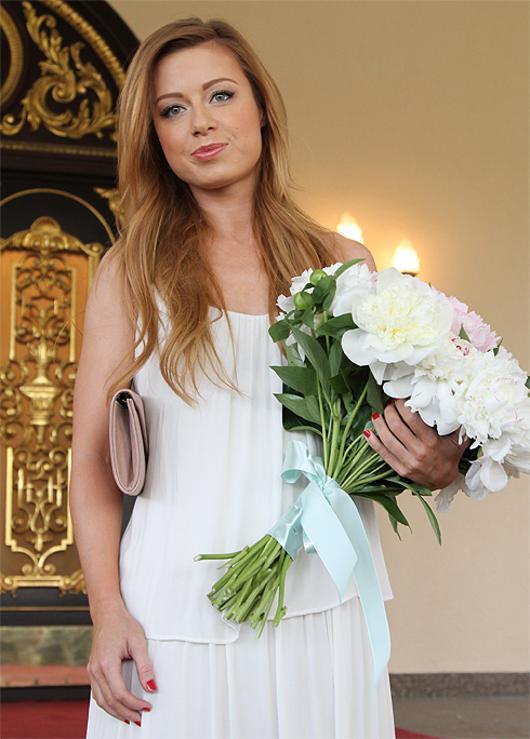Юлия Савичева свадьба