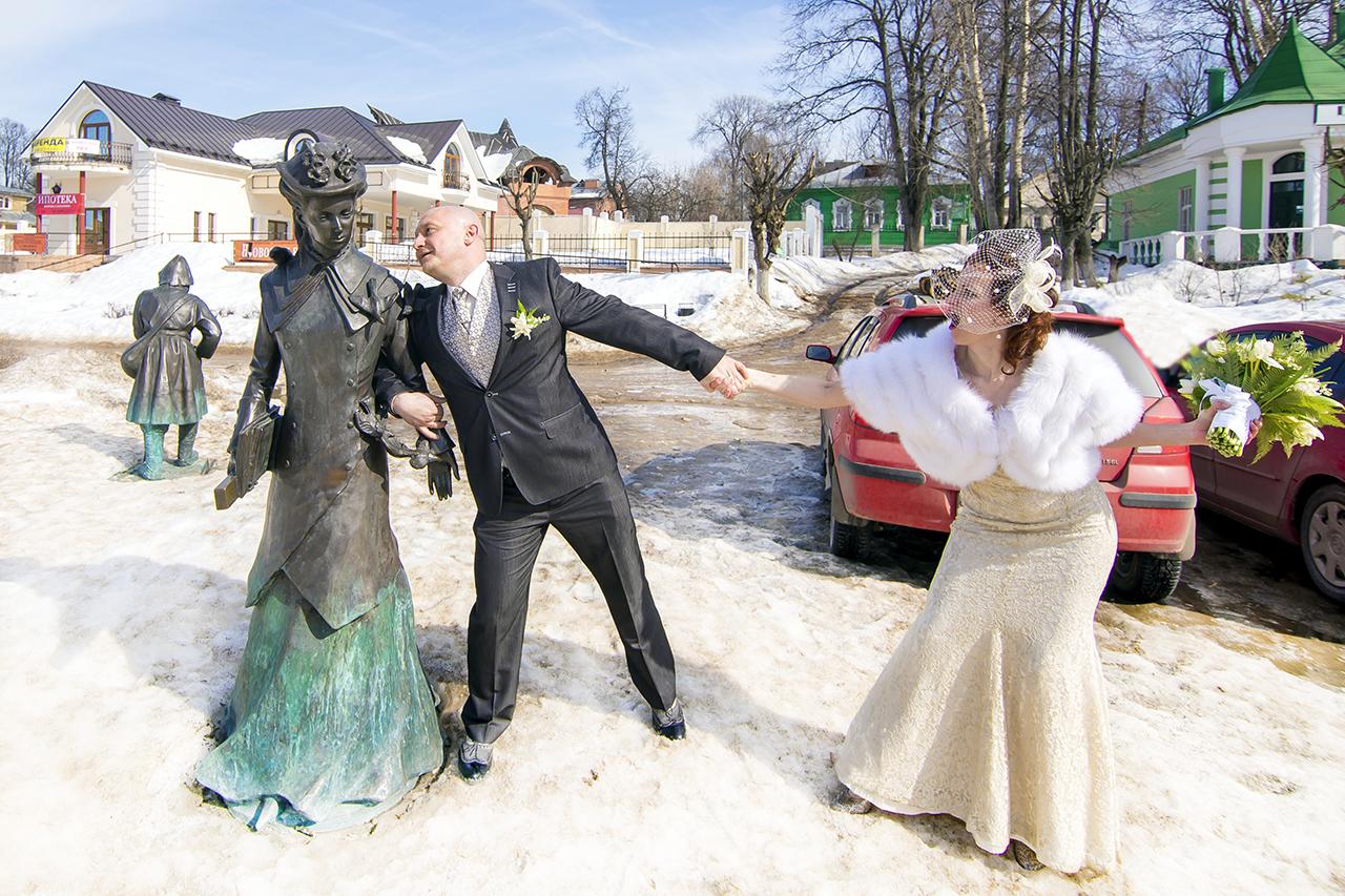 """Невеста: """"Теперь ты только мой!"""""""