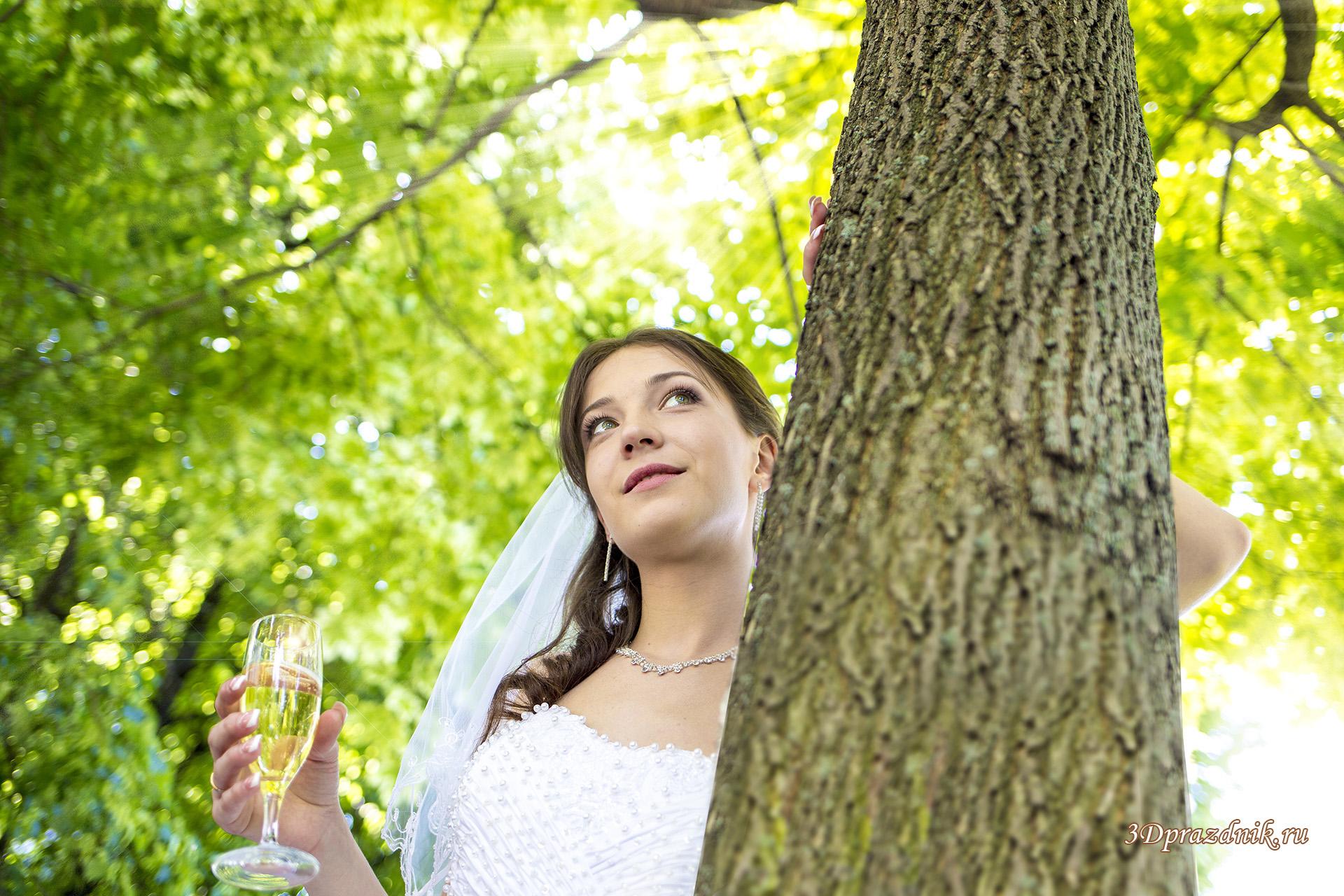 Невеста Ольга. Солнечные лучи.