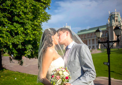 Невеста Евгения. Жених Петр
