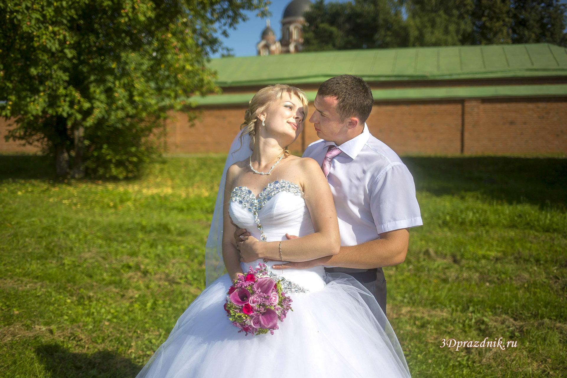 Сергей и Елена.