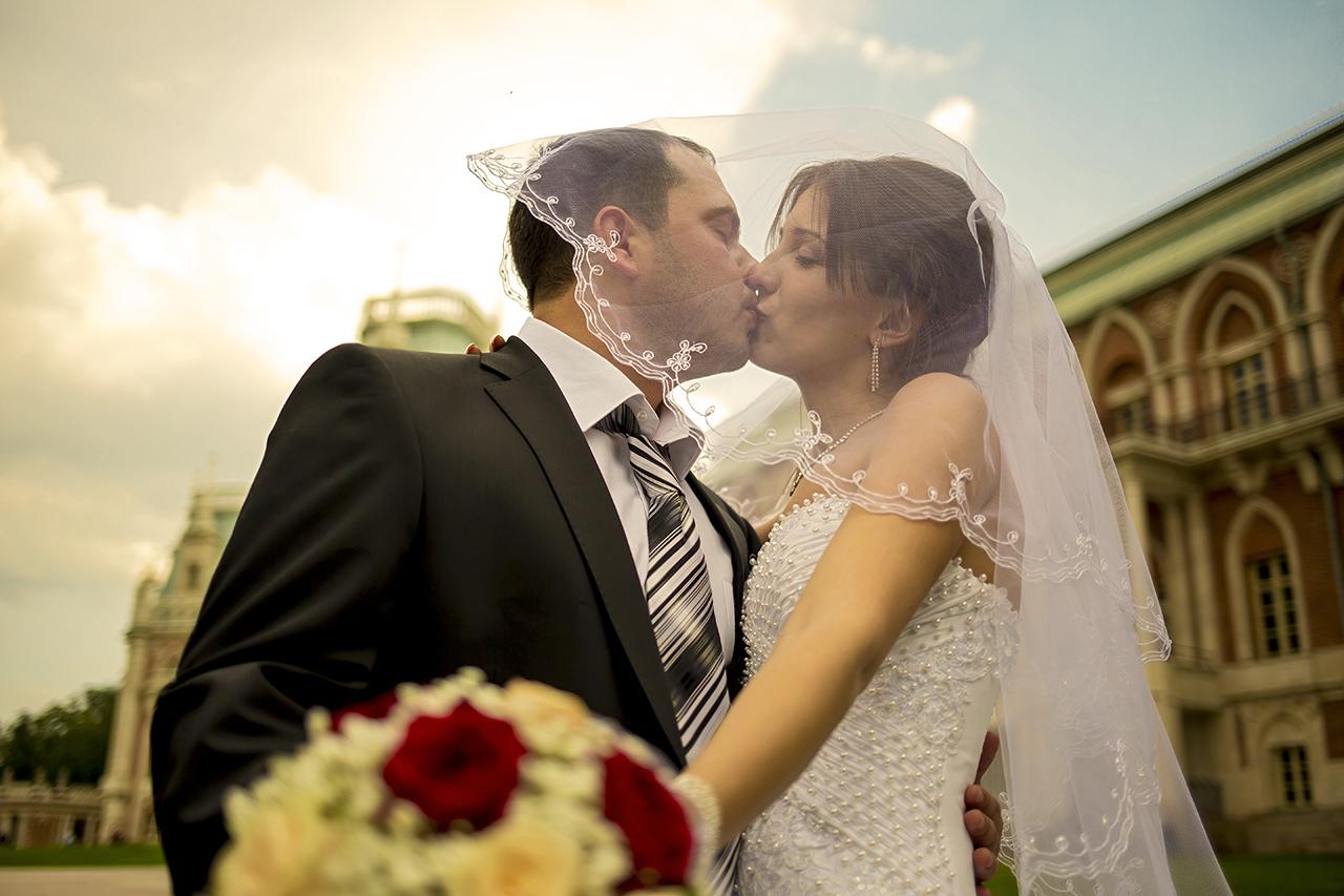 Сергей и Ольга. Свадьба 1 июня