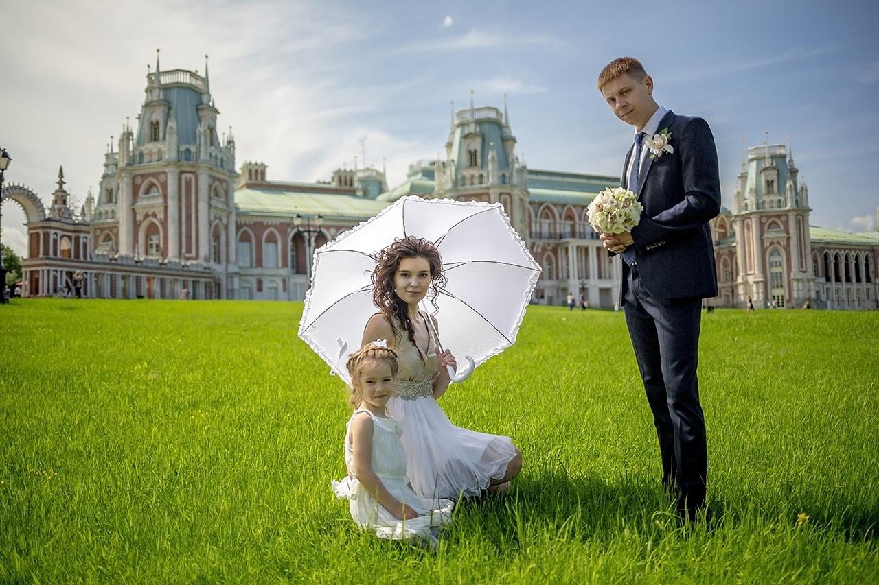 Свадебная прогулка Руслан и Венера