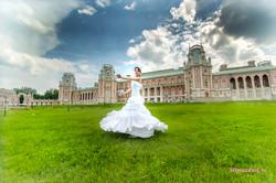 Невеста Ольга. Небо и дворец
