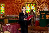 Свадебная регистрация с Сати Казановой