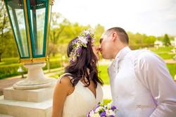 Денис и Елена свадебная прогулка