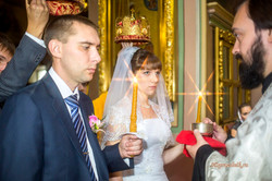 Светлана и Максим. Венчание.